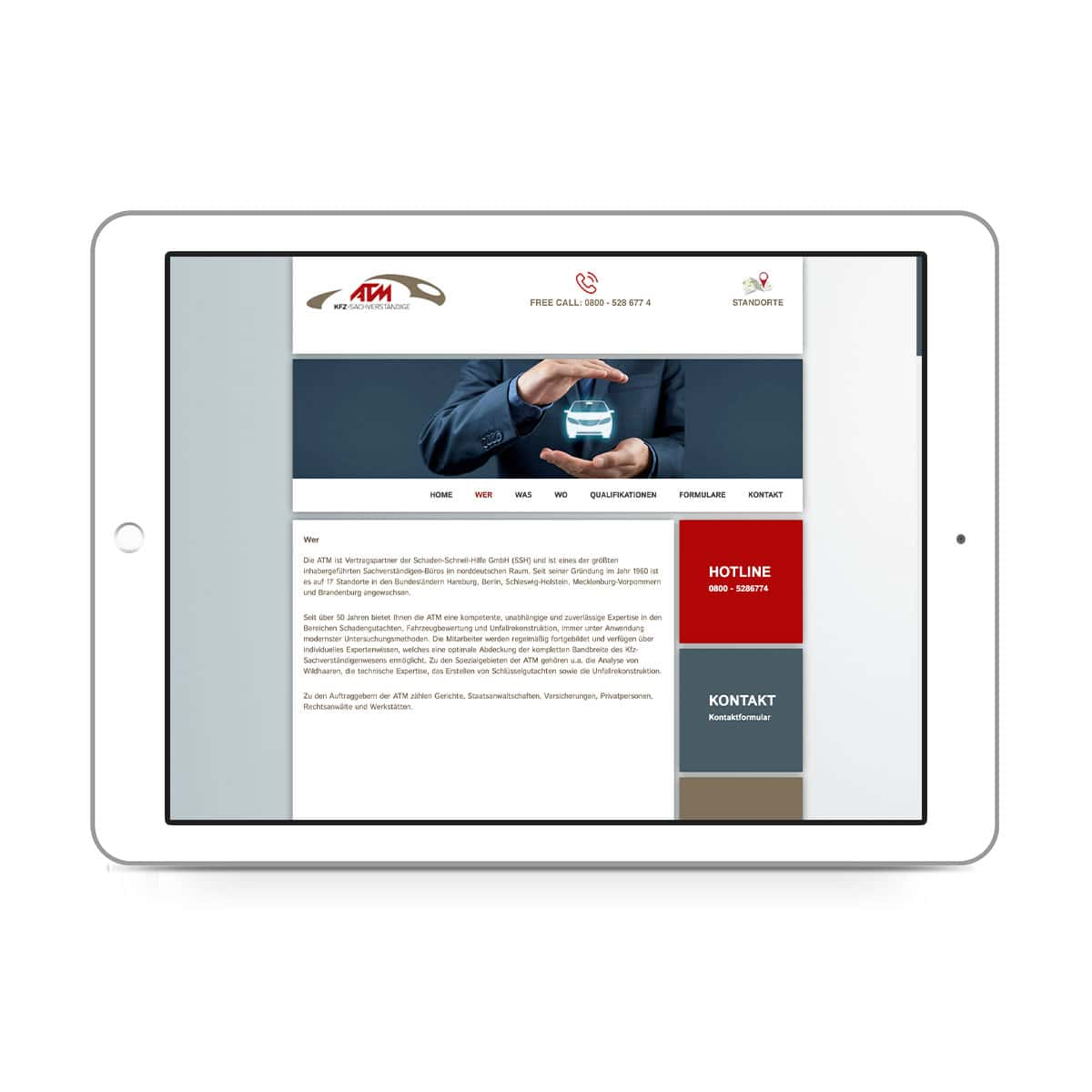 ATM-expert Dipl.-Ing. Staisch GmbH - Über die Firma