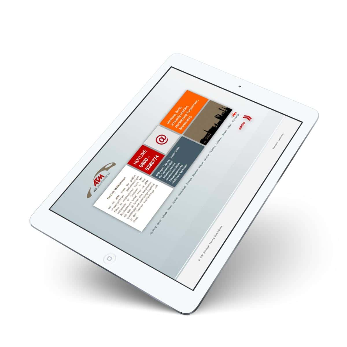ATM-expert Dipl.-Ing. Staisch GmbH - Intro